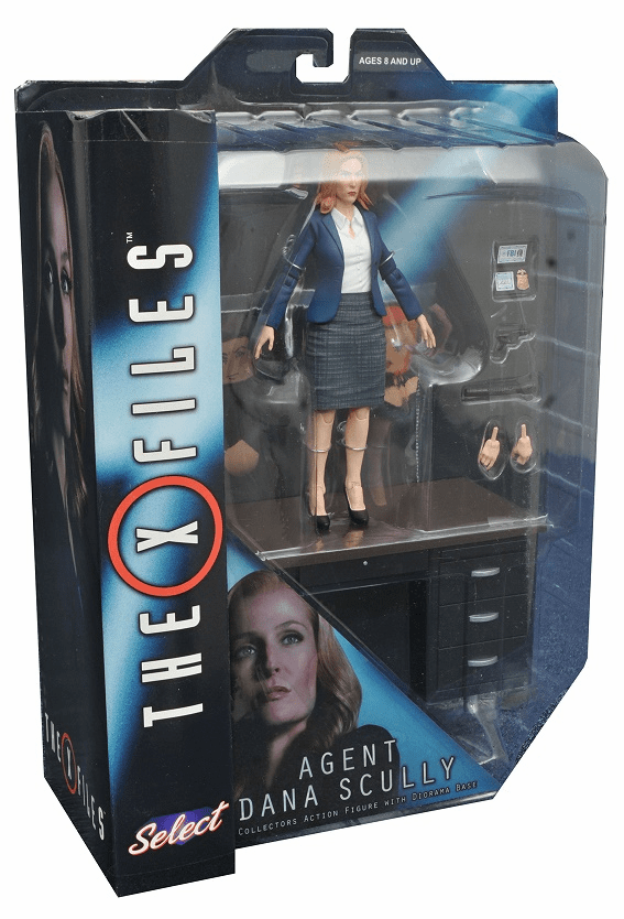 Diamond Select Toys X-Files Dana Scully Figure