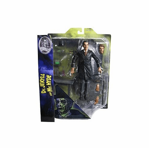 Diamond Universal Monsters Dr. Jekyll and Mr. Hyde Figure