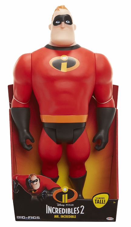 Disney Incredibles 2 Big Figs Mr. Incredible Figure