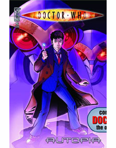 Doctor Who Autopia One Shot Comic Book