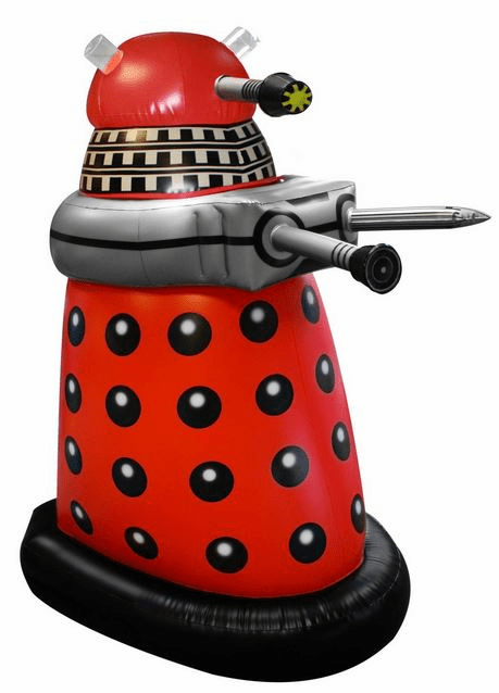 Doctor Who Large Inflatable Dalek