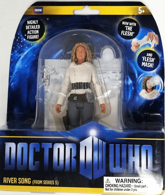 Doctor Who River Song from Series 5 Figure