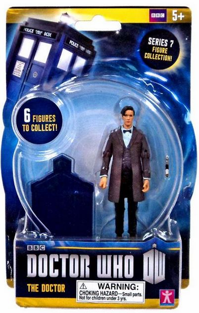 Doctor Who Series 7 The Doctor Figure