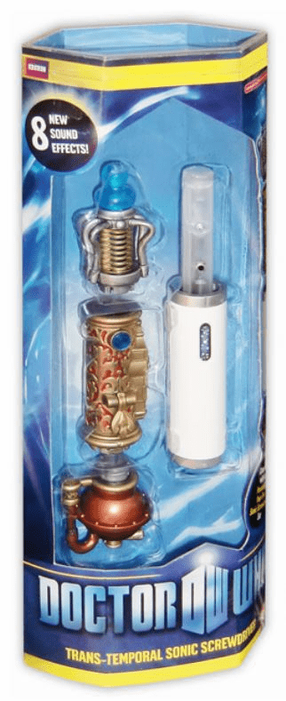 Doctor Who Trans-Temporal Sonic Screwdriver Replica