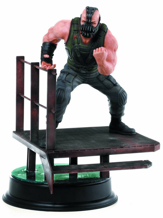 Dragon Models The Dark Knight Rises Bane Action Hero Vignette