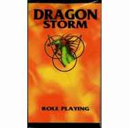 Dragon Storm Collectible Card Game Booster Pack