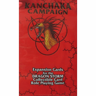 Dragon Storm Kanchaka Campaign Collectible Card Game Booster Pack