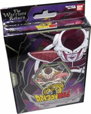 Dragonball Z The Warriors Return Frieza Starter Deck