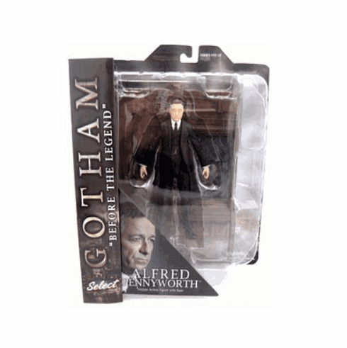DST Gotham Alfred Pennyworth Action Figure