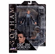 DST Gotham Detective Jim Gordon Action Figure