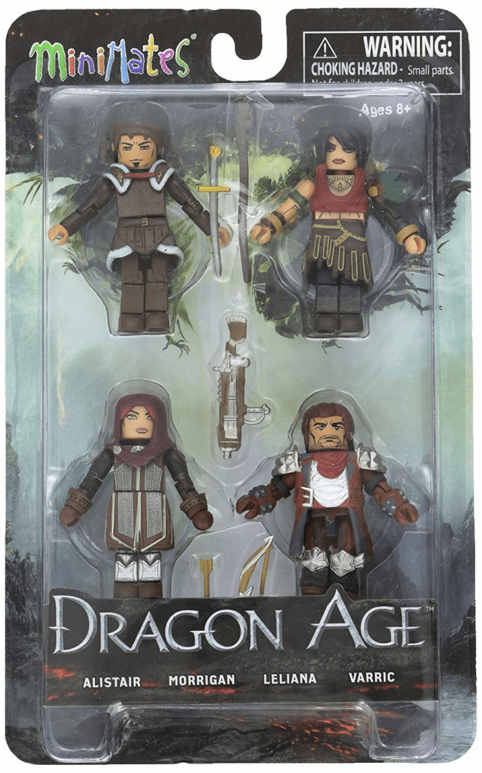 DST Minimates Dragon Age Set