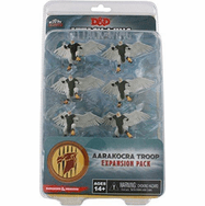 Dungeons & Dragons Attack Wing Aarakocra Troop Expansion Pack