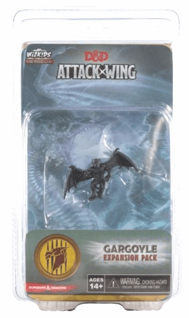Dungeons & Dragons Attack Wing Gargoyle Expansion Pack