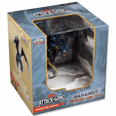 Dungeons & Dragons Attack Wing Premium Bahamut Figure