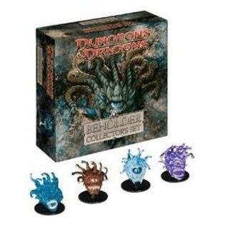 Dungeons & Dragons Miniature Beholder Collectors Set