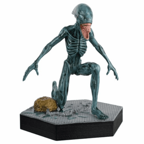 Eaglemoss Alien & Predator Collection Prometheus Deacon Figurine
