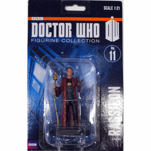 Eaglemoss Doctor Who Collection Rassilon Figurine