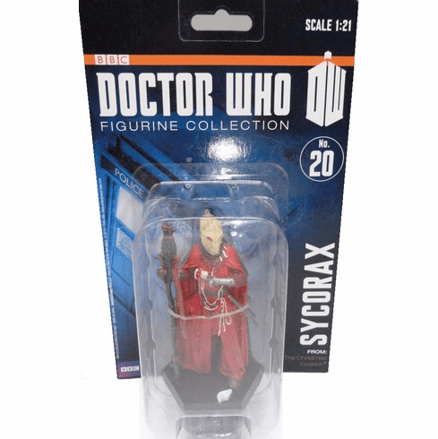 Eaglemoss Doctor Who Collection The Sycorax Figurine