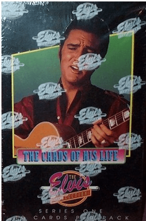 Elvis Presley The Cards of His Life Series 1 Trading Cards