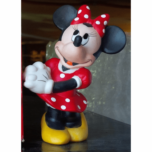 Enesco Disney Minnie Mouse Figurine
