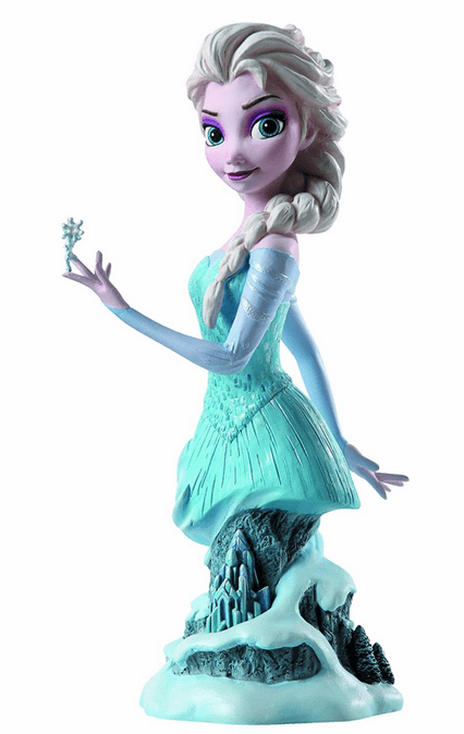 Enesco Grand Jester Frozen Elsa Mini-Bust