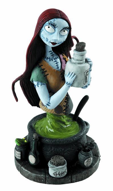 Enesco Nightmare Before Christmas Sally Mini Bust