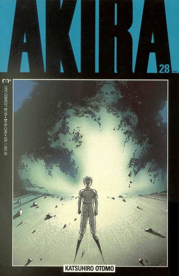 Epic Comics Akira #28 Comic Book
