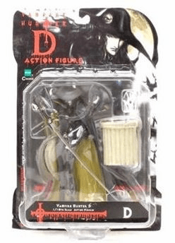 Epoch Vampire Hunter D Figure