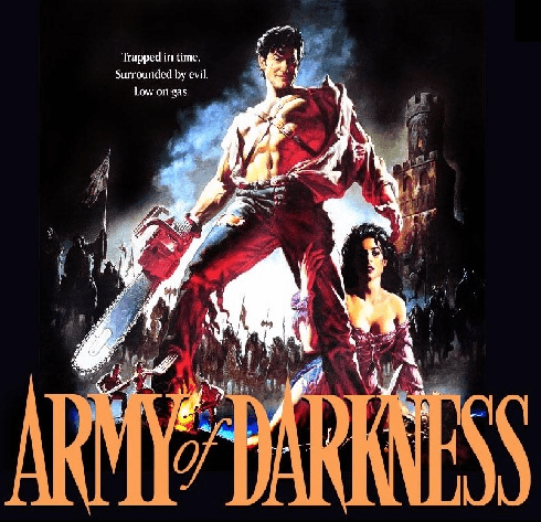 Evil Dead & Army of Darkness