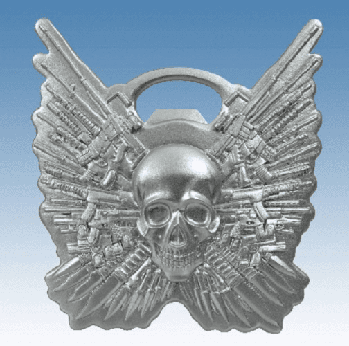 Expendables Metal Bottle Opener
