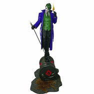 Fantasy Figure Gallery DC Comics Joker Resin Statue