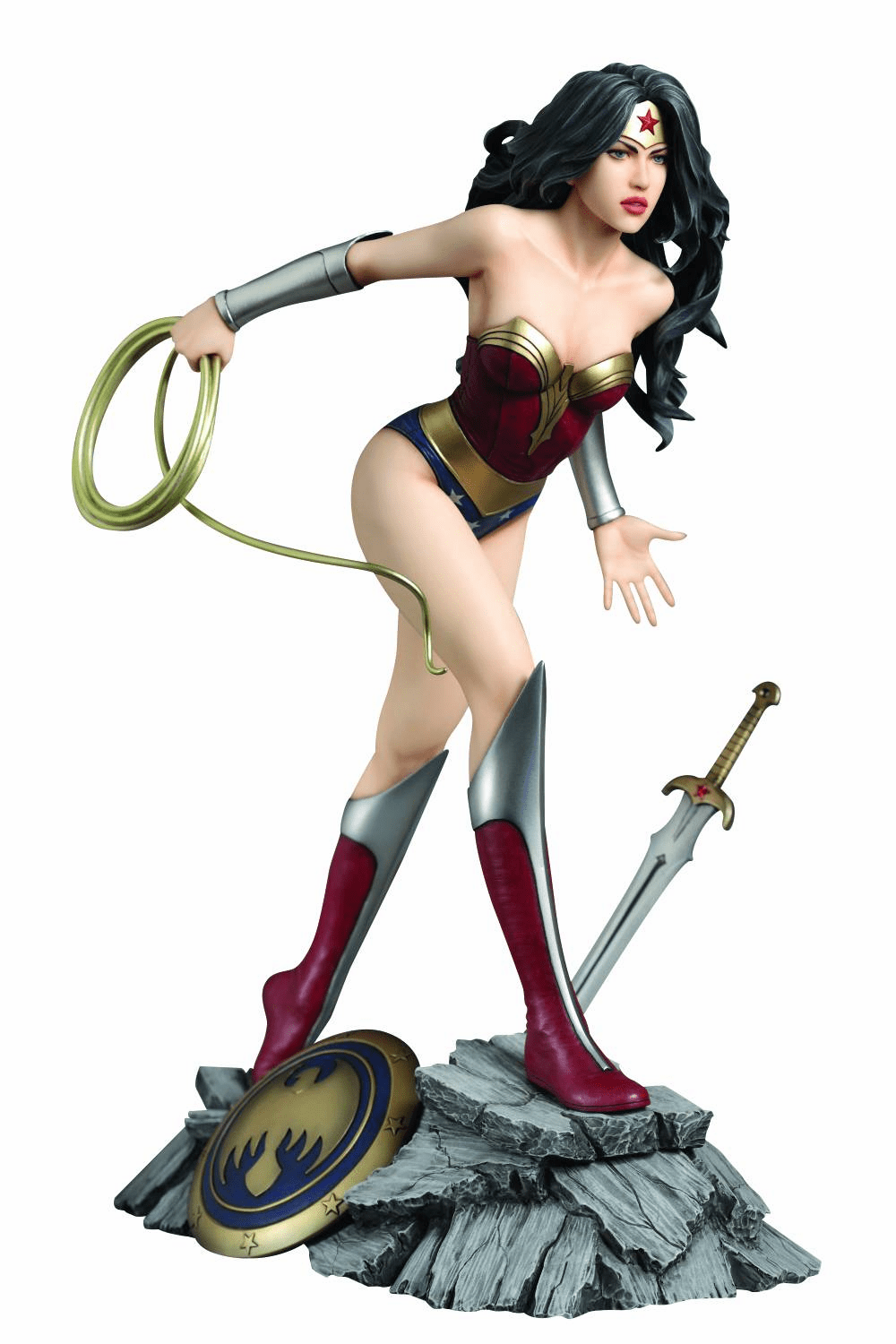 Fantasy Figure Gallery DC Comics Wonder Woman PVC Statue