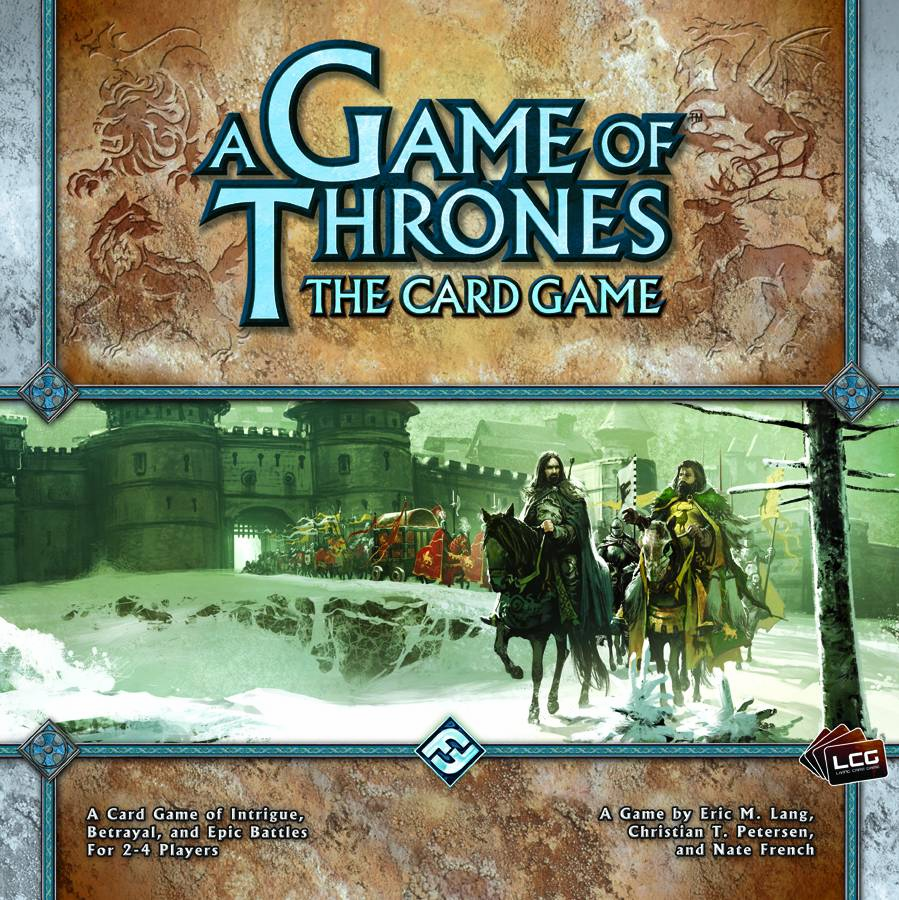 Fantasy Flight Game of Thrones Card Game Core Set