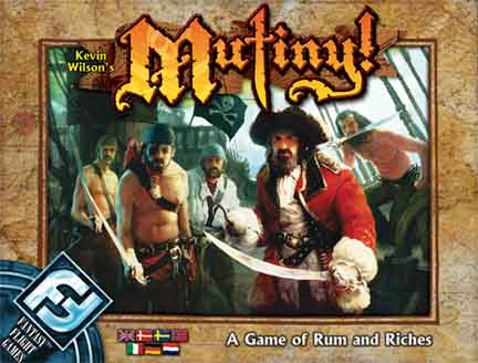 Fantasy Flight Games Mutiny Board Game