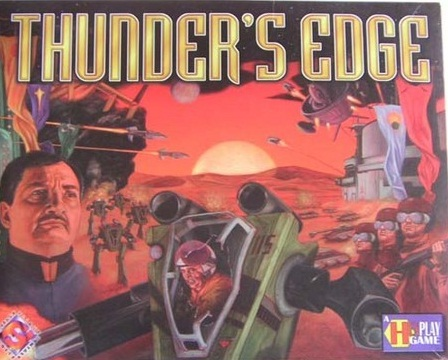 Buy Fantasy Flight Games - Fantasy Flight Games Thunder\'s Edge Board Game