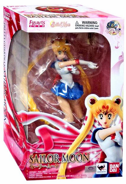 Figuarts Zero Sailor Moon Statue