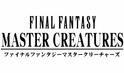 Final Fantasy Master Creatures