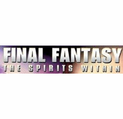 Final Fantasy Spirits Within Action Figures and Statues