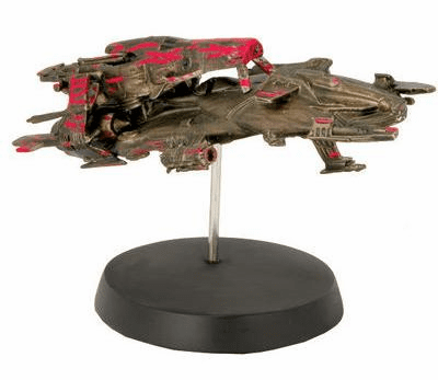 Firefly Serenity Reaver Ship Ornament