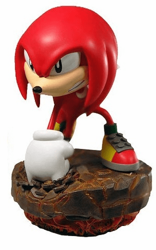 First 4 Figures Sonic The Hedgehog Knuckles Statue
