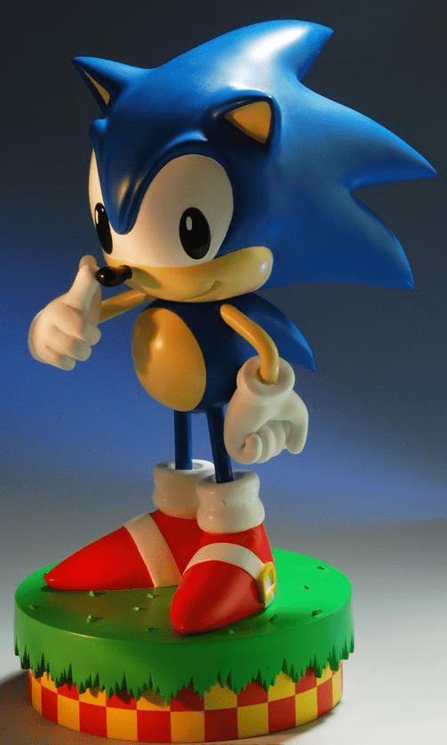 First 4 Figures Sonic The Hedgehog Statue
