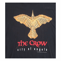 Fruit of the Loom The Crow City of Angels T-Shirt