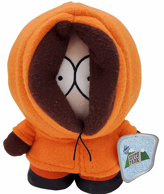 Fun-4-All Toys South Park Kenny Plush