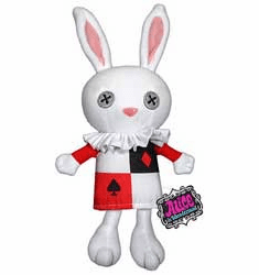 Funko Alice in Wonderland White Rabbit Plush Doll