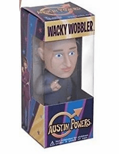 Funko Austin Powers Mini Me Wacky Wobbler