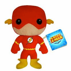 Funko DC Comics Justice League Flash Plush Doll
