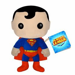 Funko DC Comics Justice League Superman Plush Doll