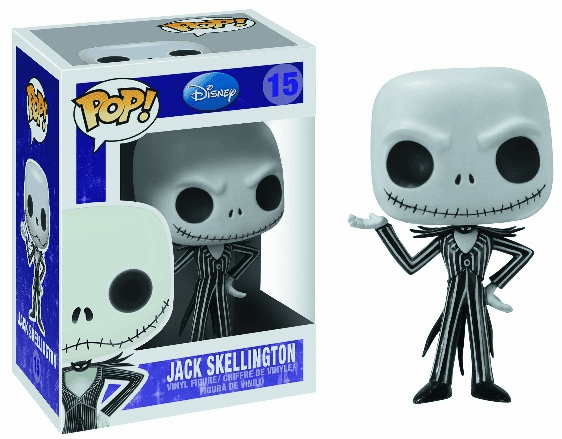 Funko Disney Pop 15 Nightmare Before Christmas Jack Skellington Figure