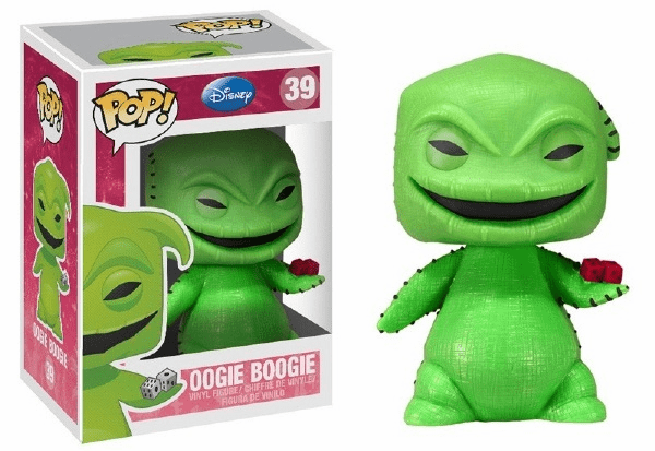 Funko Disney Pop 39 Nightmare Before Christmas Oogie Boogie Figure