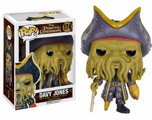 Funko Disney Pop Vinyl Pirates of the Caribbean Davy Jones Figure